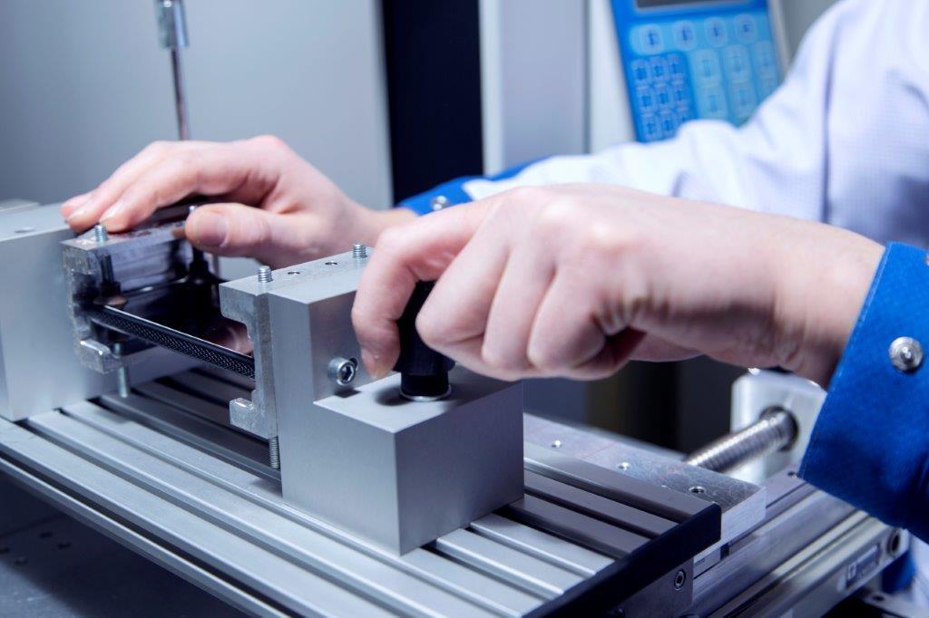 thí nghiệm sản phẩm cơ kim khí