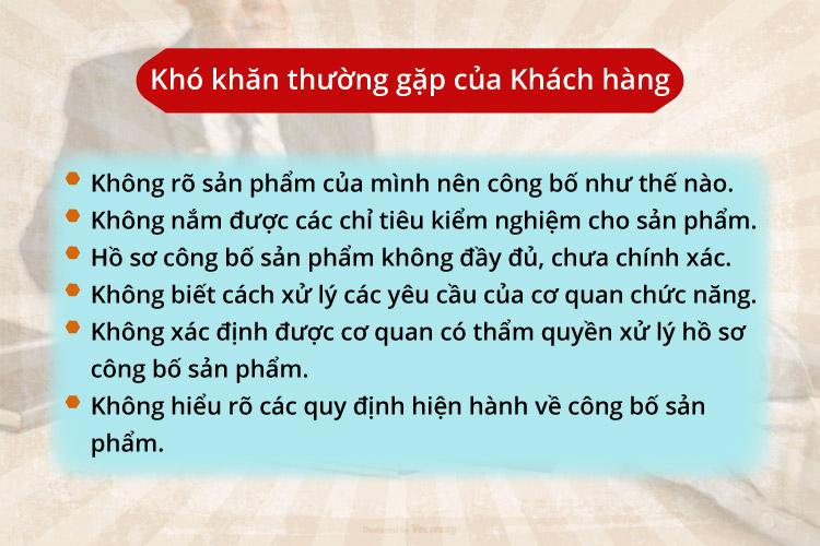 kho-khan-cong-bo-san-pham